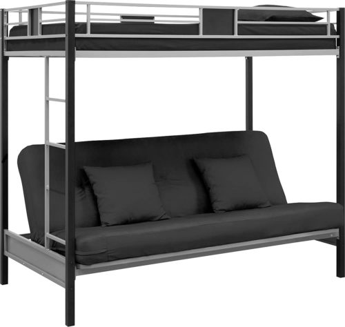 DHP Futon Bunk Bed