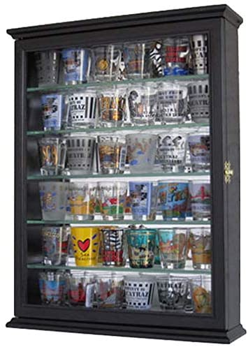 Display Gifts Souvenir Shot Glass Display Case