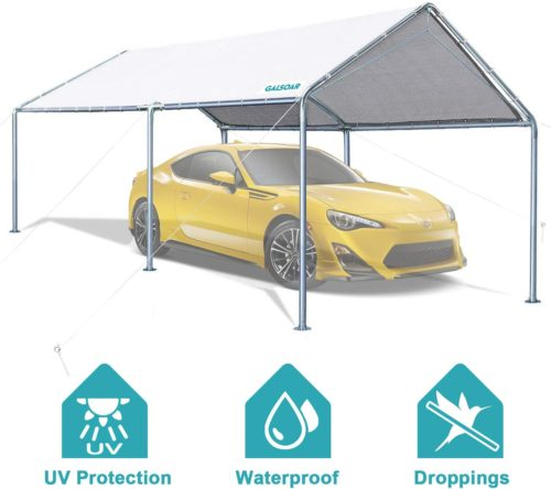 GALSOAR 10x20ft Car Canopy
