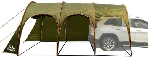 Hasika 15x10ft Car Canopy