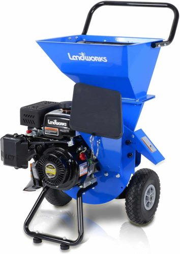Landworks Wood Chipper and Shredder