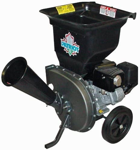 Patriot Products CSV-3100B Wood Chipper and Shredder