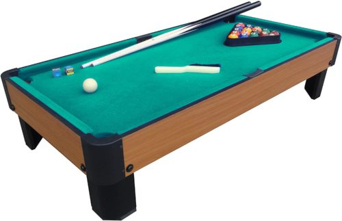 Play Craft Sports Bank Shot 40-Inch Pool Table