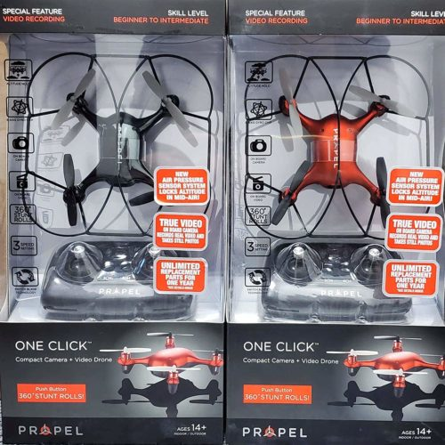 Propel One-Click Drone
