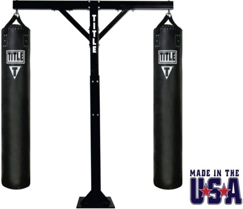 Title Boxing Punching Bag Stand
