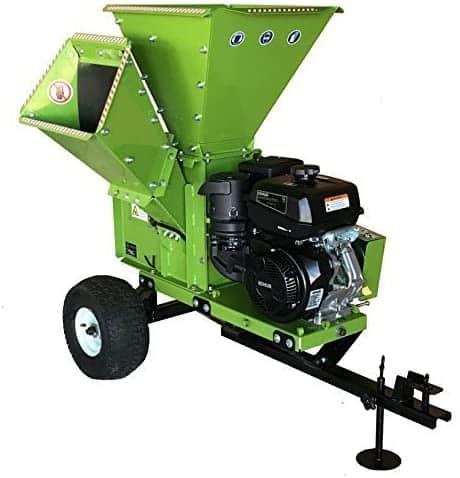 YARDBEAST 2090 Wood Chipper and Shredder