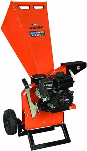 YARDMAX YW7565 Wood Chipper and Shredder