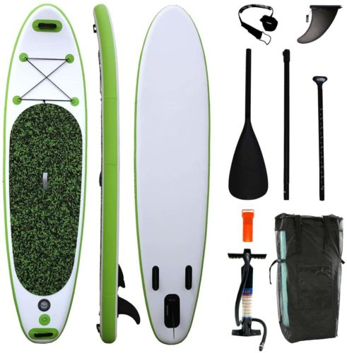 Airgymfactory Inflatable Stand Up Paddle Boards