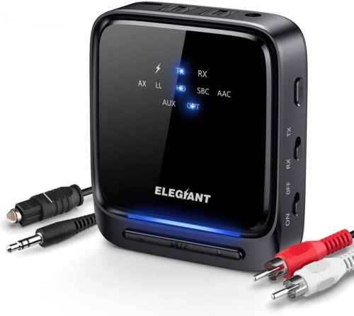 Elegiant Bluetooth 5.0 Transmitter