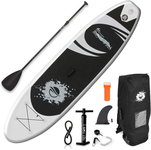 SereneLife Premium Inflatable Stand Up Paddle Board