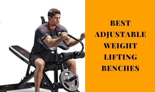 Best Adjustable Weight Lifting Benches